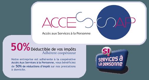 accès service à la personne